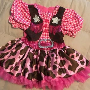 Other - 2T Cowgirl Costume